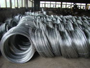 High Tensile Strength Galvanized Steel Core Wire , ASTM B 498 Class A Flexible Wire Rope