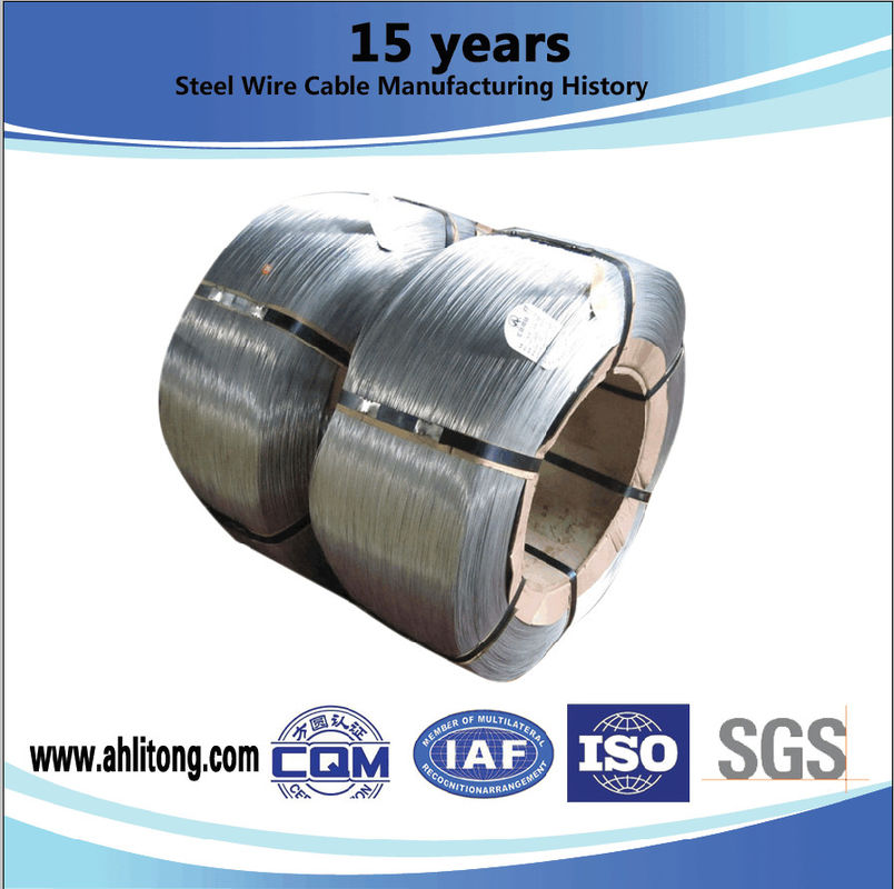 Galvanized Steel Wire in Z2 Packing